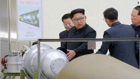 """TQ """"giật mình"""" trước sự nguy hiểm từ bãi thử bom H của Triều Tiên - 1"""
