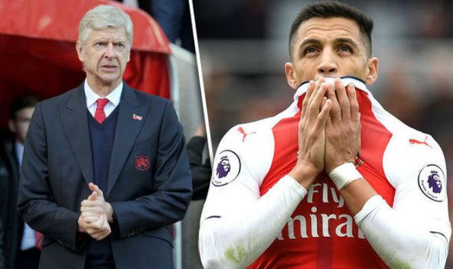 Arsenal - Wenger ôm hận: Sanchez đến Manchester 20 triệu bảng