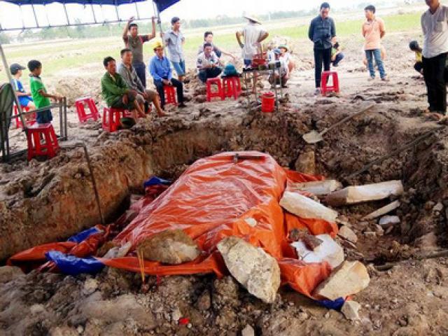 Thực hư ngôi mộ cổ vừa được tìm thấy ở Quảng Bình - 3