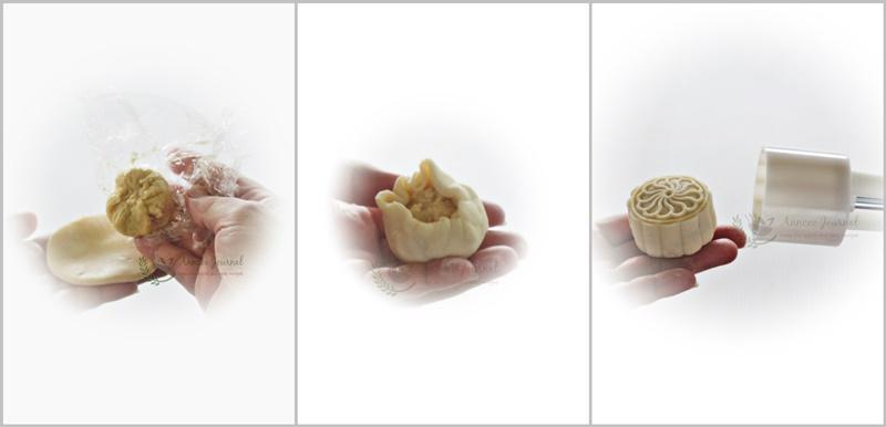 Bánh dẻo sầu riêng thơm ngọt lịm tim cho mâm cỗ Trung thu - 5