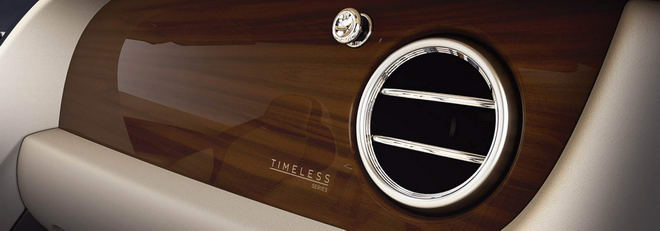 Bentley Continental GT Timeless Series: Lời chia tay - 3