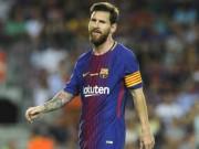 """Messi  """" hàng miễn phí """" : MU, Man City có cơ hội?"""