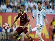 Bóng đá - TRỰC TIẾP Argentina - Venezuela: Có bàn san bằng, quyết tìm chiến thắng