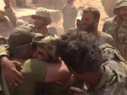 Syria: Phá vòng vây thành trì bị IS kiểm soát 3 năm