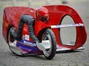 Thế giới xe - Top 10 mẫu xe môtô kì quặc nhất hành tinh (P2)