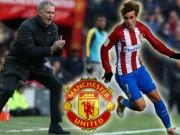 MU chưa vô đối: Mourinho sắm Griezmann 100 triệu euro xây siêu đội hình