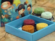 Thị trường - Tiêu dùng - Chị em công sở hốt bạc mùa Trung thu nhờ bánh handmade