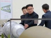 """Thế giới - TQ """"giật mình"""" trước sự nguy hiểm từ bãi thử bom H của Triều Tiên"""