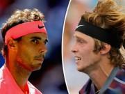 Thể thao - Chi tiết Nadal - Rublev: Một trời một vực (KT)