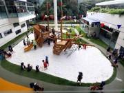 Giáo dục - du học - Bất ngờ khám phá trường mầm non lớn nhất thế giới