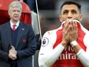 Bóng đá - Arsenal - Wenger ôm hận: Sanchez đến Manchester 20 triệu bảng