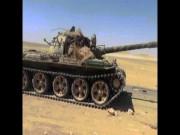 """Thế giới - Đột nhập kho vũ khí của 200 tay súng IS bị """"nướng chín"""""""
