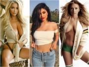 Làm đẹp - Vì vòng 1 nặng nề, hàng loạt mỹ nữ nóng bỏng bị đau lưng