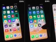 Dế sắp ra lò - NÓNG: Đã xuất hiện video trên tay iPhone 8