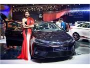 Tin tức ô tô - Toyota Altis 2017 ở Việt Nam lộ giá khởi điểm 640 triệu đồng