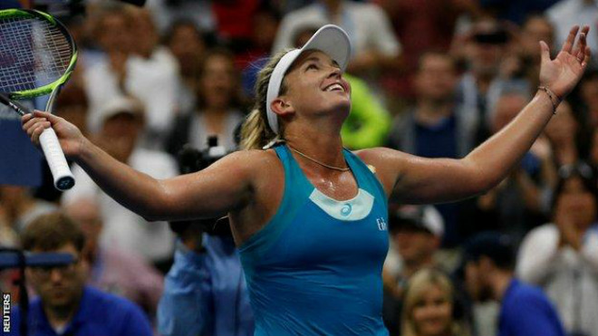 Pliskova - Vandeweghe: Lĩnh đòn chí mạng, gục ngã chóng vánh (Bán kết US Open) - 1