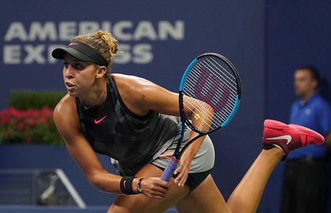 Keys - Kanepi: Trọn vẹn giấc mơ Mỹ (Tứ kết US Open) 1