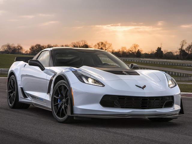 Chevrolet Corvette 2018 có giá từ 1,3 tỷ đồng - 4