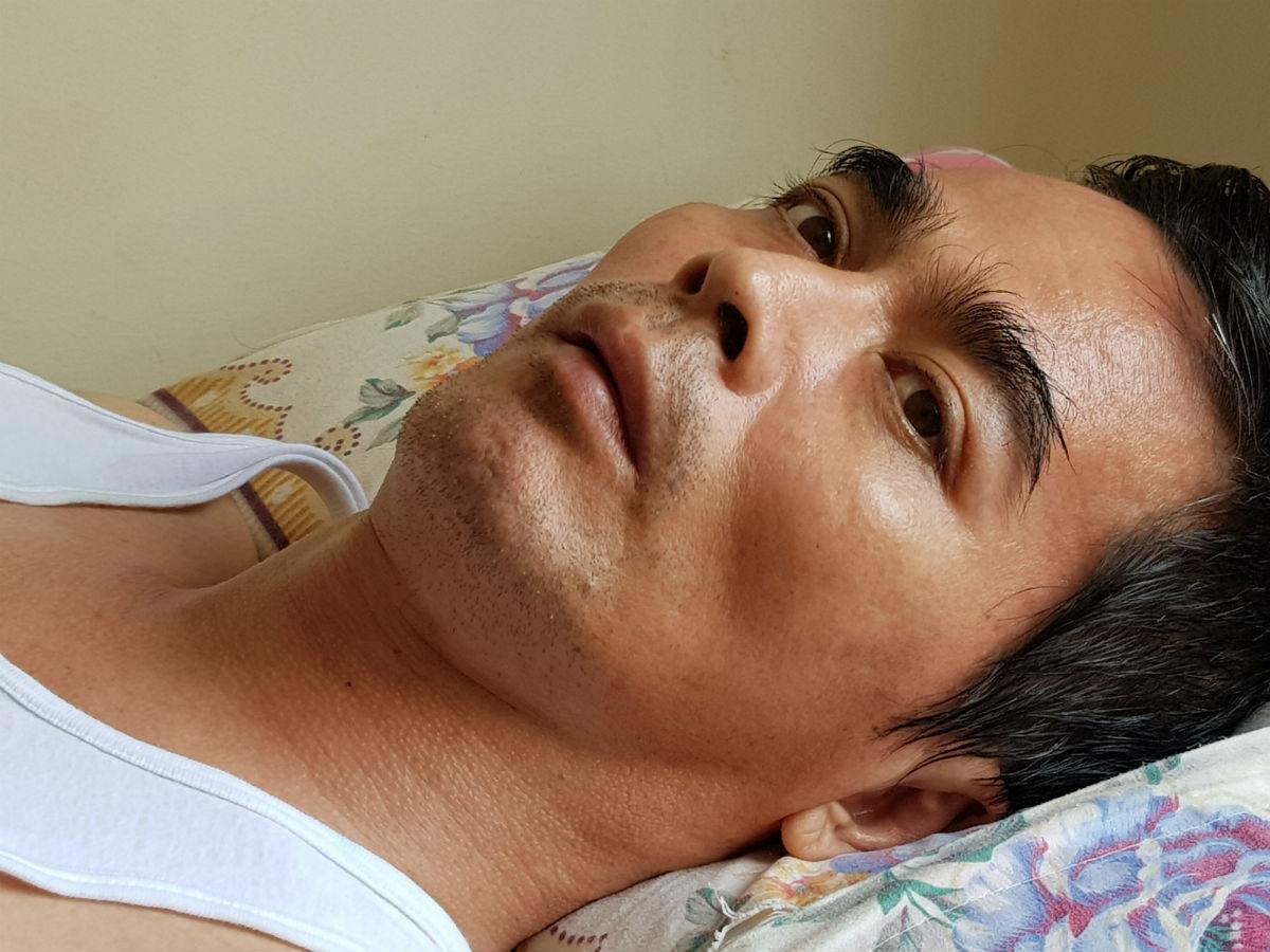Diễn viên Nguyễn Hoàng: Tài tử hết thời đến cảnh sống đời thực vật vì tai biến - 4