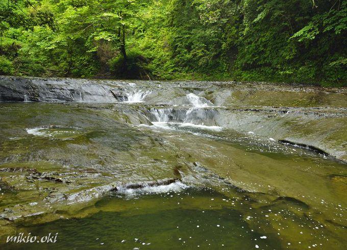 Khám phá khe suối đẹp như chốn thần tiên ở Nhật - 4