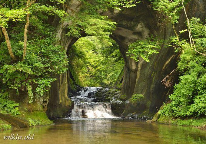 Khám phá khe suối đẹp như chốn thần tiên ở Nhật - 1