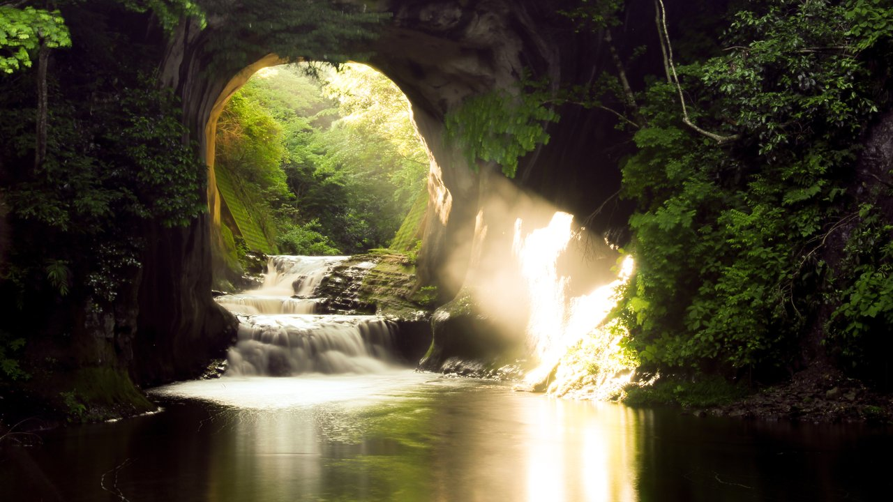 Khám phá khe suối đẹp như chốn thần tiên ở Nhật - 8