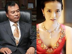 Những ông chồng đại gia của mỹ nhân Hoa ngữ