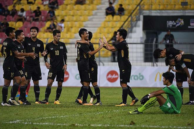 Chấn động trận U22 Việt Nam – U22 Campuchia bị nghi bán độ ở SEA Games 29