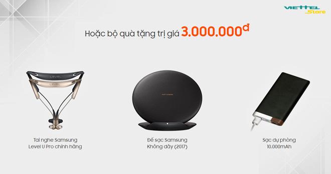 Trợ giá ngay 6 triệu khi đặt trước Galaxy Note 8 tại Viettel Store - 3