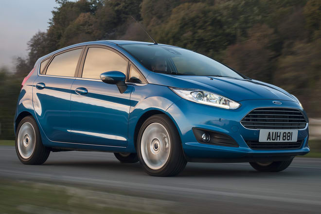 """Đến lượt xe Ford giảm giá trong tháng """"cô hồn"""""""