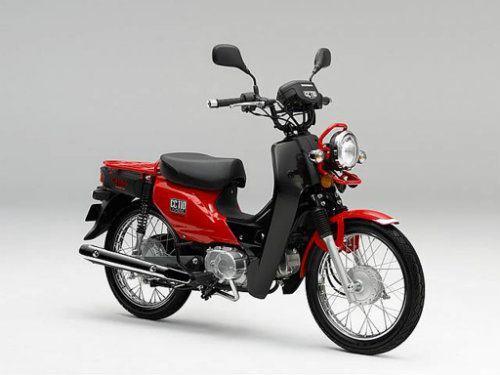 Honda Cross Cub rục rịch ra mắt, giá 13,5 triệu đồng