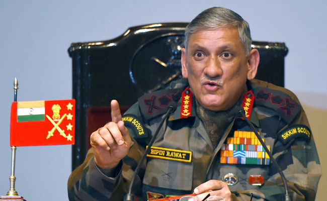 Tướng Ấn Độ: Phải sẵn sàng chiến tranh cùng lúc với TQ, Pakistan - 1
