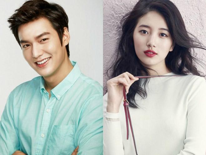 """Lee Min Ho đi nghĩa vụ quân sự, bạn gái liền """"khóa môi"""" trai lạ - 4"""