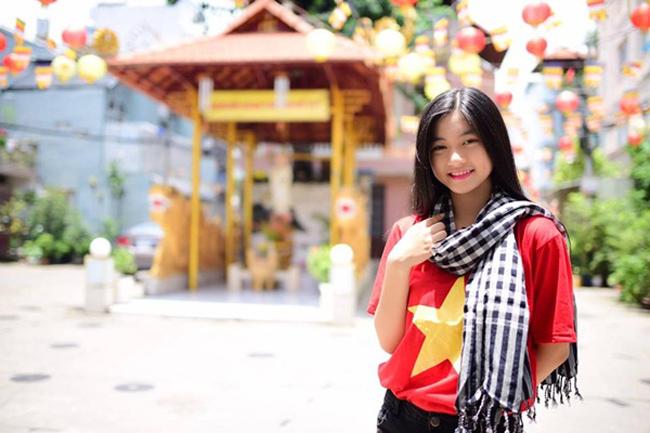 Sau khi lọt TOP 18 Miss Teen 2017, Nam Phương nhận khá nhiều lời mời làm mẫu ảnh, chụp hình cho báo chí. Vẻ đẹp xinh xắn của cô chắc chắn sẽ tỏa sáng trong những vòng thi sắp tới của Miss Teen 2017. & nbsp;