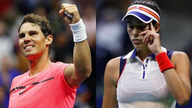 US Open ngày 11: Nadal, Muguruza cùng lên đỉnh thế giới 2
