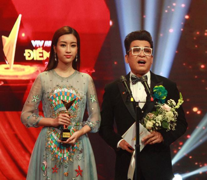 """""""Người phán xử"""" thắng lớn ở VTV Awards 2017 - 3"""