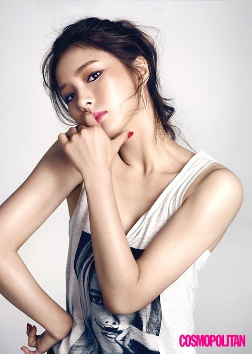 Làn da đáng ngưỡng mộ của nữ chính bị ghét nhất màn ảnh Hàn - 2