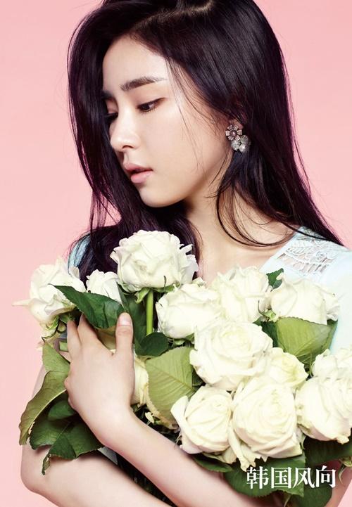Làn da đáng ngưỡng mộ của nữ chính bị ghét nhất màn ảnh Hàn - 1