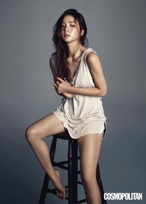 Làn da đáng ngưỡng mộ của nữ chính bị ghét nhất màn ảnh Hàn - 8