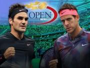 Thể thao - Chi tiết Federer - Del Potro: Không thể cưỡng lại (KT)
