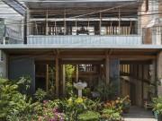 Tài chính - Bất động sản - Nhà làm bằng tôn ở Châu Đốc khiến báo Tây mê tít