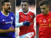Bóng đá - Ngoại hạng Anh trở lại: Coutinho, Costa, Sanchez và những mối hiểm họa (P2)