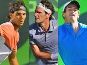 US Open: Federer bị loại sớm lỡ hẹn Nadal, Murray ủ mưu hả hê