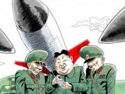 Thế giới - Bị Triều Tiên 'vỗ mặt', Mỹ - Trung có thể bắt tay nhau