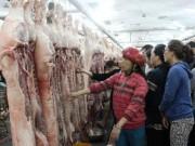 """Thị trường - Tiêu dùng - Gian nan đi tìm """"lợn sạch"""": Thiếu lò mổ trầm trọng"""