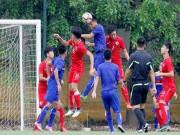 Bóng đá - U18 Việt Nam - U18 Brunei: Mưa bàn thắng & màn ra quân hoàn hảo