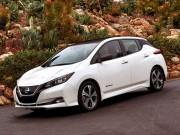 Tin tức ô tô - Nissan Leaf 2018: Xe điện đẹp mắt giá 680 triệu đồng