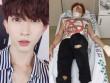 Đang quay MV, nam ca sĩ bị bỏng khắp cơ thể