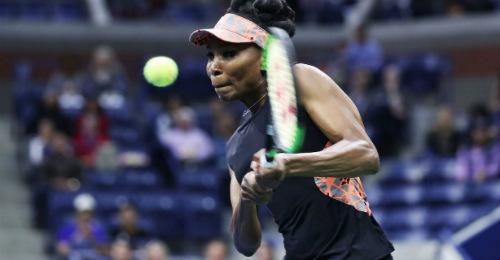 Chi tiết Venus Williams - Sloane Stephens: Break thứ 5 bản lề (KT) 7