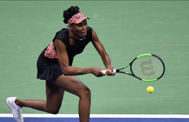 Venus Williams – Sloane Stephens: Siêu kịch tính sau 3 set (Bán kết US Open) 1